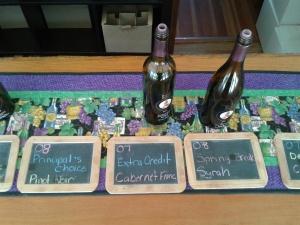 Schoolhouse chalk boards