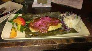 Suckling Pig Tamale